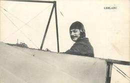 LEBLANC AVIATEUR - Piloten