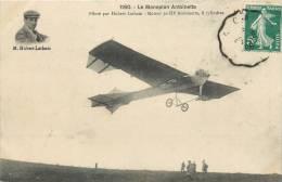 HUBERT LATHAM AVIATEUR  LE MONOPLAN ANTOINETTE - Piloten