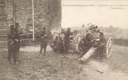 Canon De 75 - Guerre 1914 -  Non Circulé - Retirage ? Phot-express - Guerre 1914-18