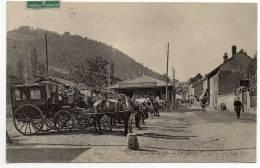 ALLEVARD LES BAINS - La Gare - Otros Municipios