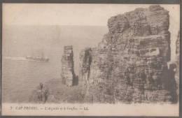22----CAP FREHEL---L'aiguille Et Le Gouffre---bateau - Cap Frehel