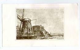 REMBRANDT , Le Moulin , Die Mühle , De Molen , Mollen - Autres Collections