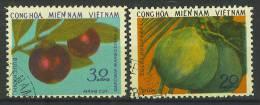 VEND BEAUX TIMBRES DE LA REPUBLIQUE DU SUD VIET - NAM N° 19 + 20 !!!! - Viêt-Nam