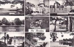 21552 ILE DE BERDER - MULTIVUES, CALVAIRE, JOSEPH, ANNE, TOUR Ensemble - Gaby - France