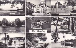 21552 ILE DE BERDER - MULTIVUES, CALVAIRE, JOSEPH, ANNE, TOUR Ensemble - Gaby