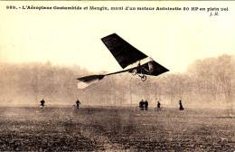 L'Aéroplane Gastambide Et Mengin - ....-1914: Précurseurs