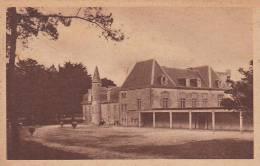 21569 LARMOR-BADEN, Ile Berder, Maison Famille, Petites Sœurs François, Terrain Jeux -photo Cardinal -prieres LACO - France