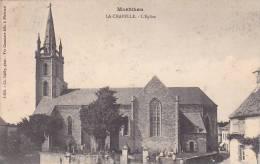21571 Gourin , L'Eglise; éd Raoul, Bazar Gourin - - Gourin