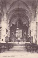21585  (-56) Baden Intérieur église -4267 Laurenet - France
