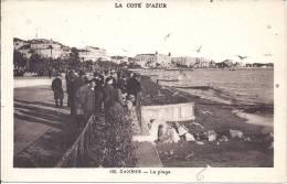 -- 06 -- CANNES -- LA PLAGE -- ANIMEE -- 1932 - Cannes