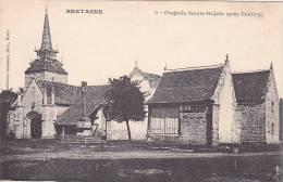 21589 PONTIVY- 56-environs Chapelle Sainte Ste Noyale -3 Coll Gueranne Photo -