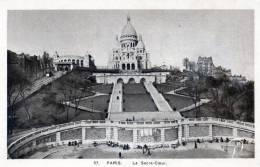 PARIS - Le Sacré-Coeur (57) - Sacré Coeur