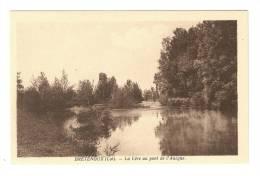 CPA - 46 - Lot : Bretenoux : La Cère Au Pont De L' Aucque - Bretenoux