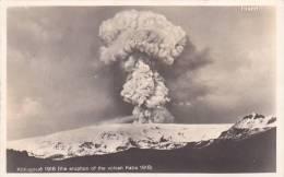 21601 - Island - Kotlugosid 1918, (the Eruption Of Volcan Katla 1918 ) Copyright Baldvin Palsson Reykjavik