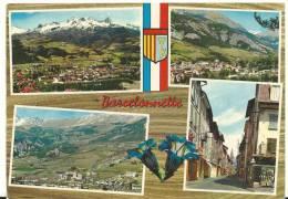 Alpes De  Haute  Provence  :BARCELONNETTE  : Vues  1972 - Barcelonnette