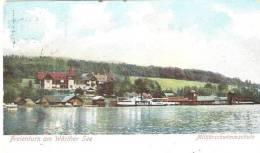 AK 525  Freienturn Am Wörthersee , Militärschwimmschule - Motiv Um 1910-20 - Österreich