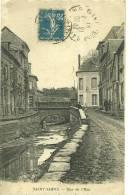 SAINT-SAENS - Rue De L'Eau  - Ed : Michel - France