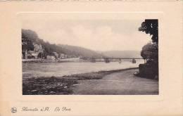 21611 Hermalle-sous-Argenteau * Le Pont (Nels,) -dechirure - Belgique