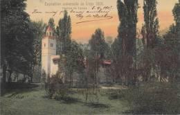 Exposition Universelle De Liege 1905 Pavillon De Tunisie - Expositions Universelles