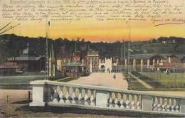 Exposition Universelle De Liege 1905 Les Jardins De Fragnee - Expositions Universelles