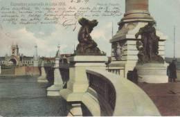 Exposition Universelle De Liege 1905 Pont De Fragnee - Expositions Universelles