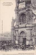 21617 INVENTAIRES STE ANNE AURAY (france) MARS 1906 AGENT FISC PAS OSE VENIR FIDEles Dispersent -penot - Christianisme