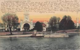 Exposition Universelle De Liege 1905 Vue De La Meuse - Expositions Universelles