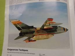 4 Feuillets Solidaires +2 Feuillets Solidaires -tornado Cockpit- - Technical Plans