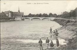 89 - SENS - Les Bords De L'Yonne - Sens