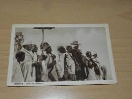 Asmara  Festa Del Mascal Fp - Zonder Classificatie