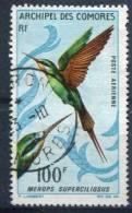 Archipel Des Comores       PA  21  Oblitéré     Oiseau - Unclassified