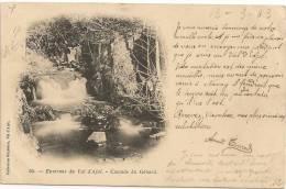 VAL D´AJOL Cascade Du Géhard - France