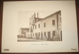 STAMPA - TAVERNELLE - ALBERGO LEONCINO ( VICENZA) - Altre Collezioni