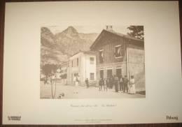 STAMPA - CARPANE' VIA UMBERTO I ( VICENZA) - Altre Collezioni