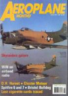 « Aeroplane » - N° 3 - 1991 - Revues & Journaux
