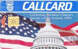 Irlanda CELEBRATING PRESIDENT CLINTON´S - Irlanda