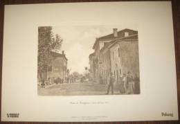 STAMPA - PONTE DI CASTEGNERO ( VICENZA) - Altre Collezioni