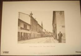 STAMPA - NOVENTA VICENTINA - CORSO VITTORIO EMANUELE ( VICENZA) - Altre Collezioni