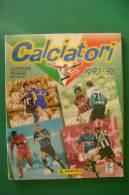 PFC/26 ALBUM FIGURINE Panini CALCIATORI 1997-98 Quasi CMPL/CALCIO - Panini