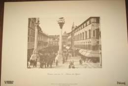 STAMPA - VICENZA - PIAZZA DEI SIGNORI ( VICENZA) - Altre Collezioni
