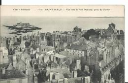 35 - ILLE ET VILAINE - SAINT MALO -  Vue Generale - Saint Malo
