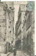 35 - ILLE ET VILAINE - SAINT MALO -   Rue  Du Boyer - Saint Malo