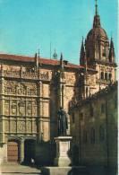 SALAMANCA - La Universidad : Fachada / L'Université : La Façade - Carte Neuve - - Salamanca