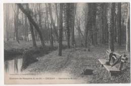 Environs De NEAUPHLE - CRESSAY - Derrière Le Moulin - France
