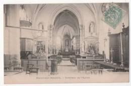 MAREIL SUR MAULDRE - Intérieur De L'église - France