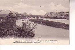 Ardennes Charleville MEZIERES Dame Du Batardeau De L'Arquebuse Ou Des Tanneurs - Charleville