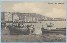 ANNI DIECI NAPOLI CARACCIOLO ANIMATISSIMA PESCATORI SPLENDIDA QUALITÀ (5216) - Napoli