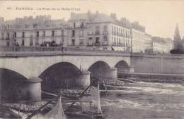 NANTES  Le Pont De La Belle Croix ( Vassellier 501 ) - Nantes