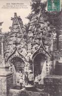 21641 Saint Nicolas, Fontaines Nicodeme Pelerinage Bretagne 2721 Villard -avec 2 Enfants Au Milieu - France