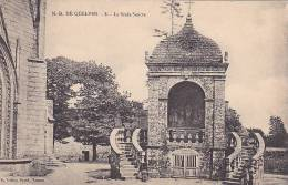 21646 Notre Dame De Quelven ; La Scala Sancta  . 8 David, Vannes - France